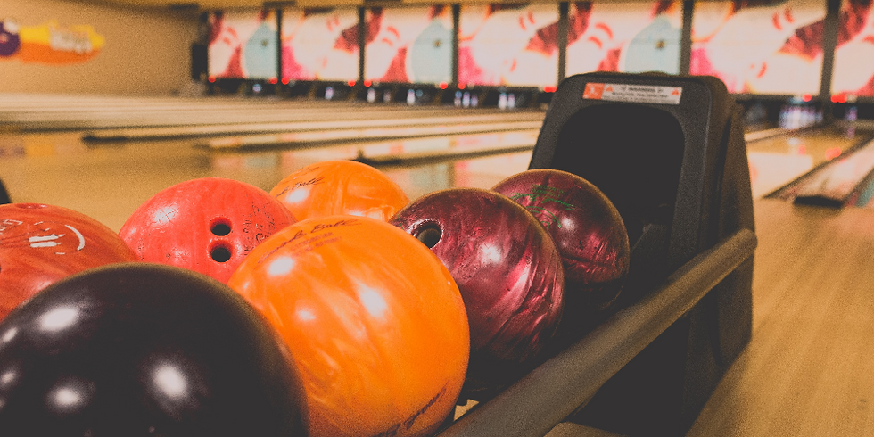 Freizeitspaß im Bowlingcenter