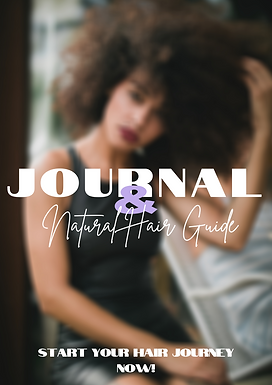 Beauty of Natural Hair - Hair Journal 2.0