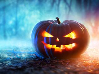 Halloween s'invite sur le bitume...
