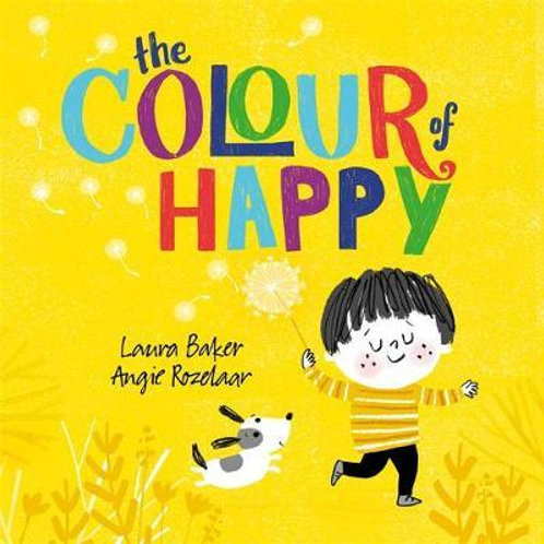 The Colour of Happy Laura Baker