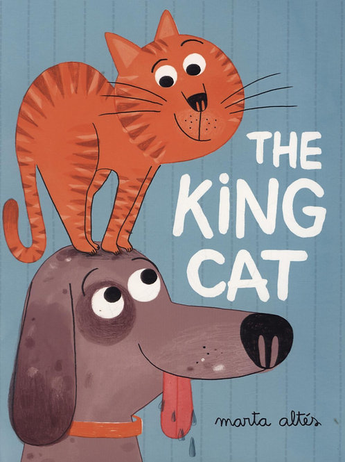 The King Cat Marta Altes