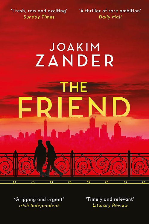 Friend       by Joakim Zander