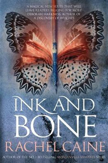 Ink and Bone       by Rachel Caine (Author)