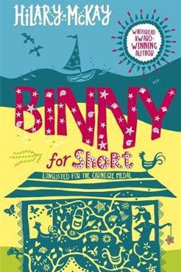 Binny for Short Hilary McKay