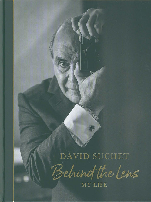 Behind the Lens     by  David Suchet