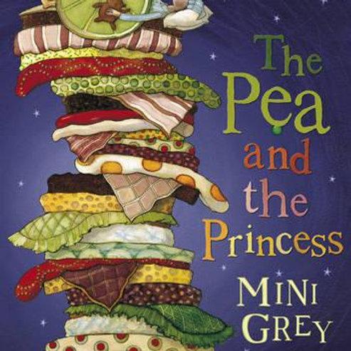 The Pea and the Princess Mini Grey