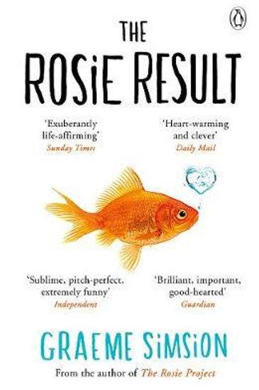 Rosie Result       by Graeme Simsion