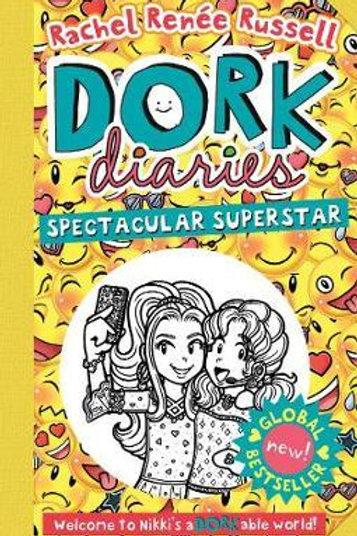 Dork Diaries: Spectacular Superstar Rachel Renee Russell