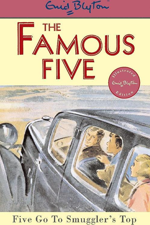 Five Go to Smuggler's Top Enid Blyton