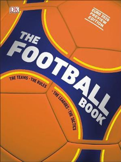 Football Book       by DK