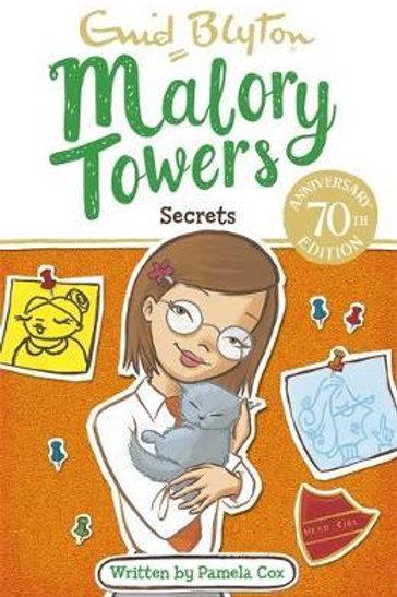 Malory Towers: Secrets Enid Blyton