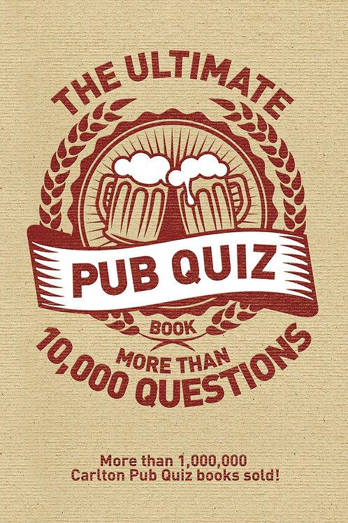 Ultimate Pub Quiz Book       by Roy Preston