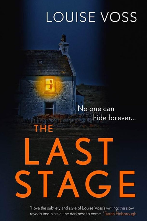 Last Stage       by Louise Voss