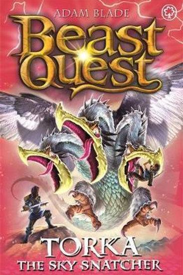 Beast Quest: Torka the Sky Snatcher       by Adam Blade
