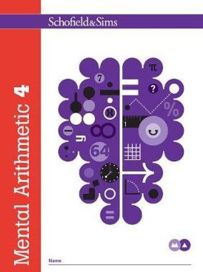 Mental Arithmetic 4 J. W. Adams