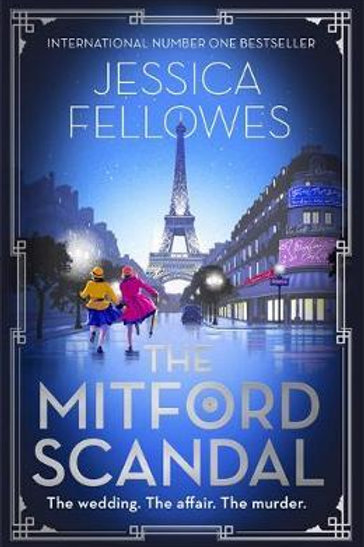 Mitford Scandal       by Jessica Fellowes