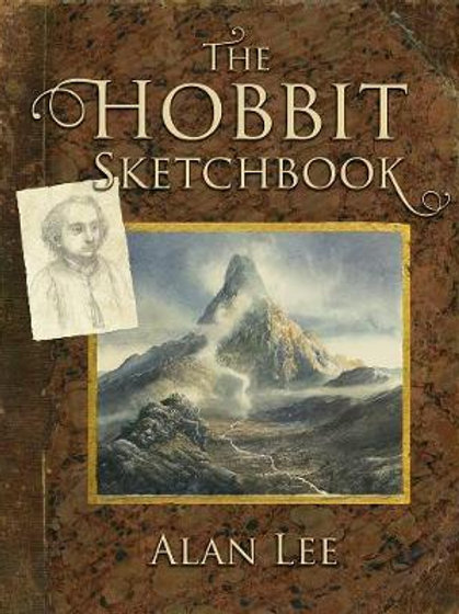 Hobbit Sketchbook     by  Alan Lee