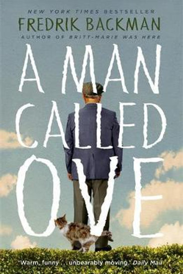 Man Called Ove       by Fredrik Backman