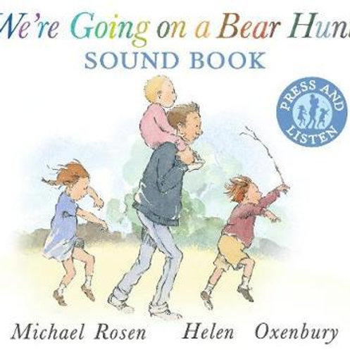 We're Going on a Bear Hunt Michael Rosen