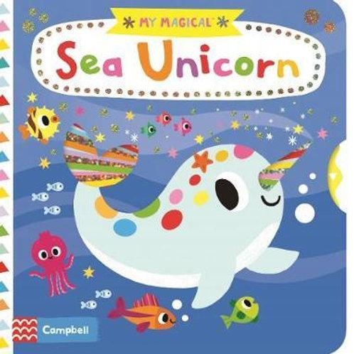 My Magical Sea Unicorn Campbell Books