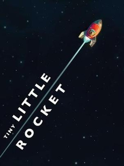 Tiny Little Rocket David Fickling
