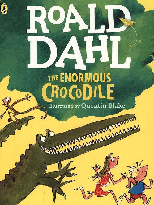 Enormous Crocodile (Colour Edition) by Roald Dahl