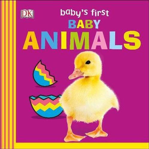 Baby's First Baby Animals  DK