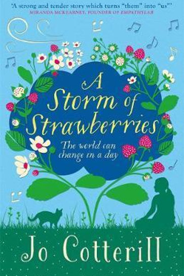 A Storm of Strawberries Jo Cotterill