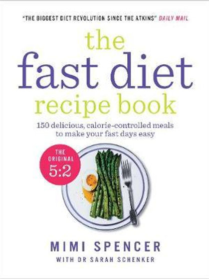 Fast Diet Recipe Book       by Mimi Spencer