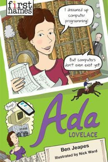 ADA: (Lovelace) Ben Jeapes