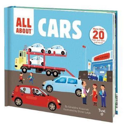 All About: Cars Geraldine Krasinski