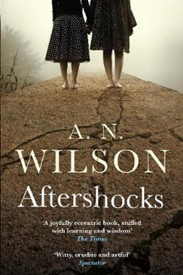 Aftershocks  by  A. N. Wilson (Author)