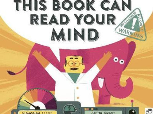 This Book Can Read Your Mind Susannah Lloyd