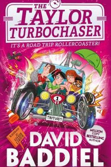 The Taylor Turbochaser David Baddiel