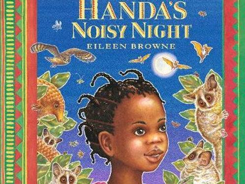 Handa's Noisy Night Eileen Browne