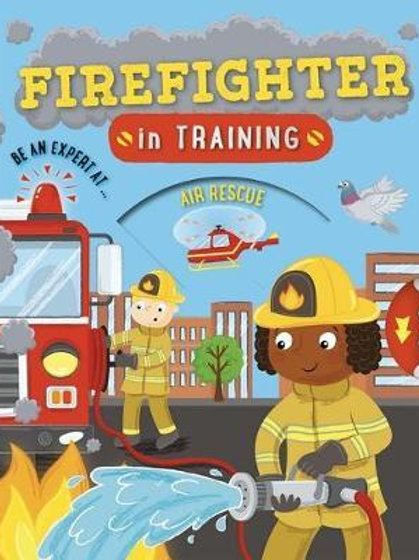 Firefighter in Training Cath Ard