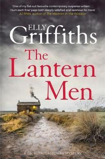 Lantern Men       by Elly Griffiths