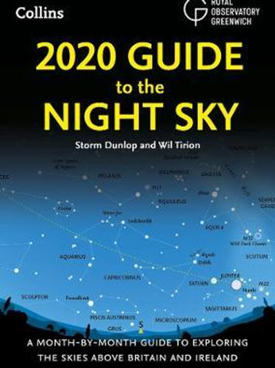 2020 Guide to the Night Sky: A month-by-month guide to exploring the skies above