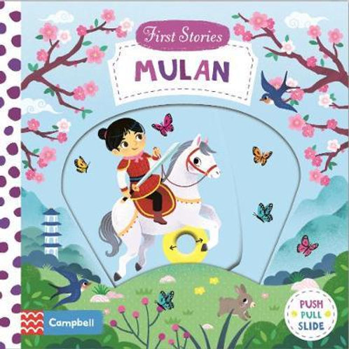 Mulan Campbell Books