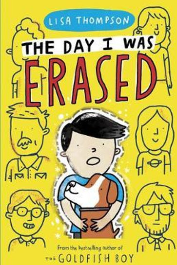 The Day I Was Erased Lisa Thompson
