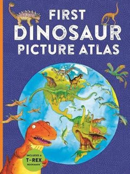 First Dinosaur Picture Atlas David Burnie