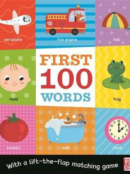 First 100 Words  Pat-a-Cake
