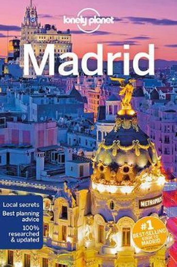 Lonely Planet Madrid Planet Lonely