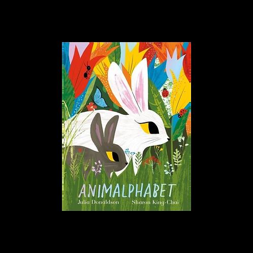Animalphabet by Julia Donaldson