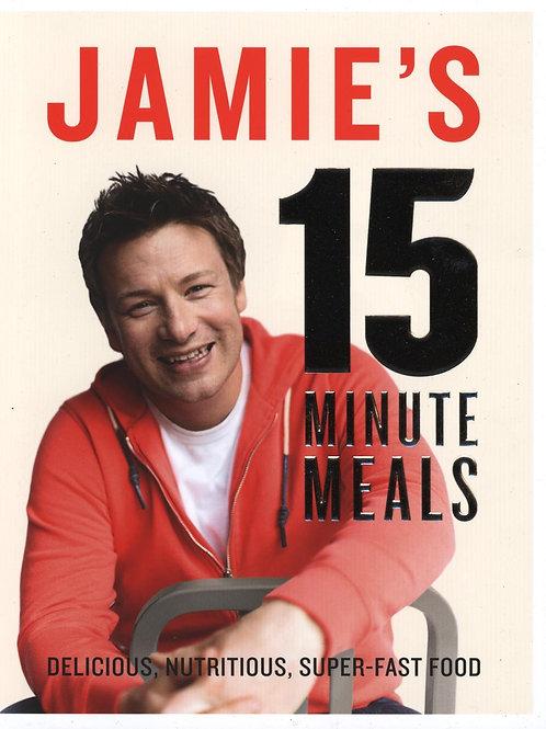 Jamie's 15-Minute Meals       by Jamie Oliver