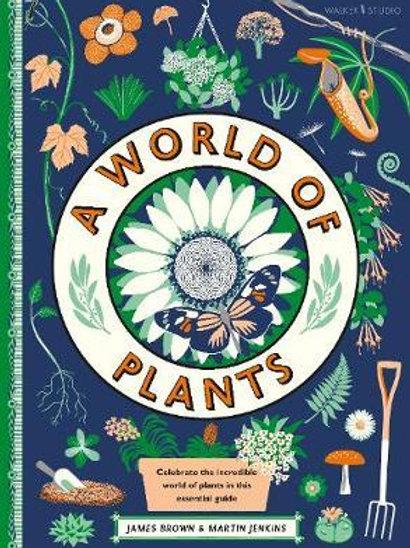 A World of Plants Martin Jenkins