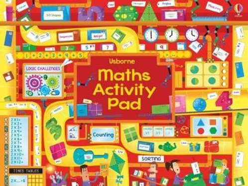 Maths Activity Pad Kirsteen Robson