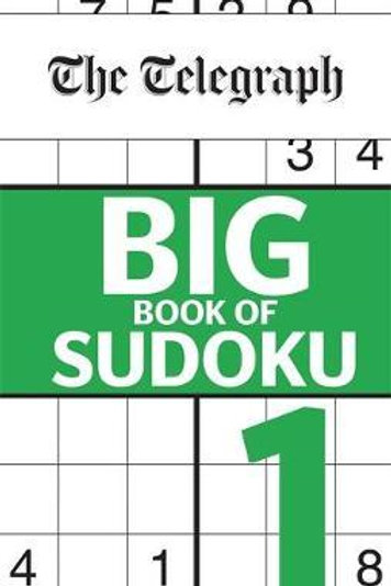 Telegraph Big Book of Sudoku 1       by Telegraph Media Group Ltd