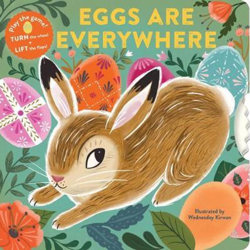 Eggs Are Everywhere Books Chronicle