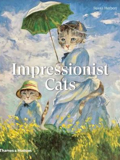 Impressionist Cats     by  Susan Herbert
